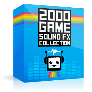 GameBurp Sound FX Boxart Left