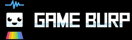 GameBurp Logo - Size 4