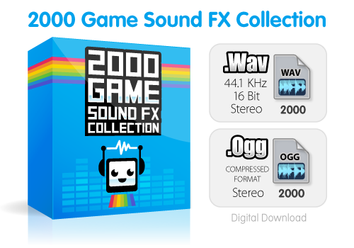 Free Game Sound FX pack - Game Making Tools